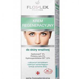Floslek Восстанавливающий крем для чувствительной кожи Revitalizing cream for sensitive skin, 50 мл
